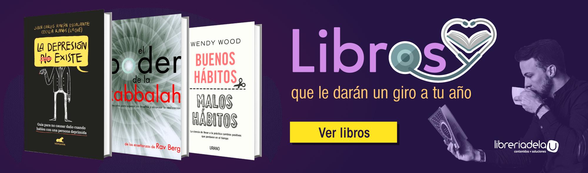 LibreriadelaU, libros impresos, ebooks, revistas y mucho más
