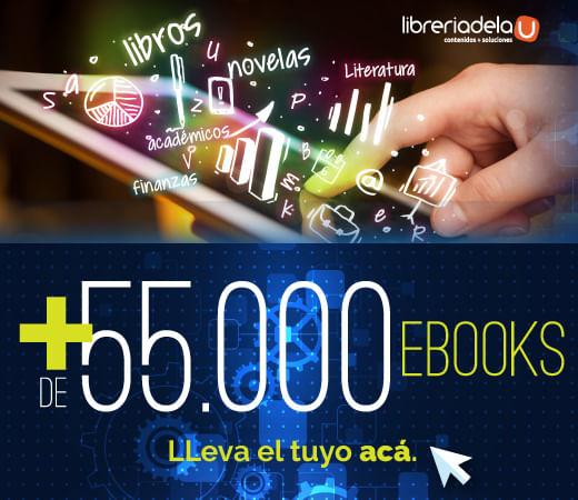 EbookMovil, LibreriadelaU, libros impresos, ebooks, revistas y mucho más