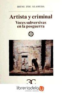 ag-artista-y-criminal-voces-subversivas-en-la-posguerra-castalia-ediciones-9788497403443