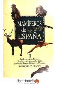 ag-mamiferos-de-espana-ii-editorial-planeta-sa-9788408028277