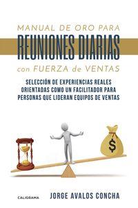 lib-manual-de-oro-para-reuniones-diarias-con-fuerza-de-ventas-penguin-random-house-9788417669652