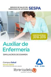 ag-auxiliar-de-enfermeria-servicio-de-salud-del-principado-de-asturias-sespa-simulacros-de-examen-editorial-mad-9788414220405