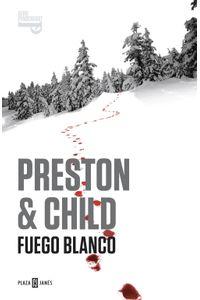 lib-fuego-blanco-inspector-pendergast-13-penguin-random-house-9788401343292