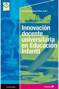bw-innovacioacuten-docente-universitaria-en-educacioacuten-infantil-ediciones-octaedro-9788499218632