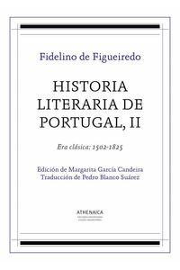bw-historia-literaria-de-portugal-ii-athenaicaediciones-universitarias-9788416230921