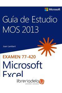 ag-guia-de-estudio-mos-2013-para-microsoft-excel-examen-77420-anaya-multimedia-9788441536128