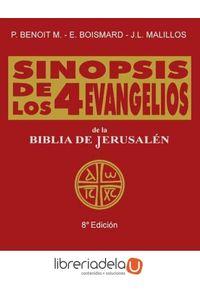 ag-sinopsis-de-los-4-evangelios-desclee-de-brouwer-9788433005175