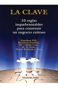 bw-la-clave-taller-del-xito-9781607382171