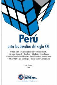 bw-peratildeordm-ante-los-desafatildeshyos-del-siglo-xx-fondo-editorial-de-la-pucp-9786123170004