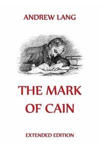 bw-the-mark-of-cain-jazzybee-verlag-9783849609443