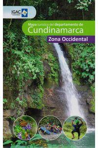 mapa-turistico-de-cundinamarca-zona-occidental-9789588323992-IGAC