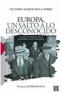 bw-europa-un-salto-a-lo-desconocido-ediciones-encuentro-9788490552971