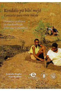 bw-san-basilio-de-palenque-memoria-y-tradicioacuten-programa-editorial-universidad-del-valle-9789587654189