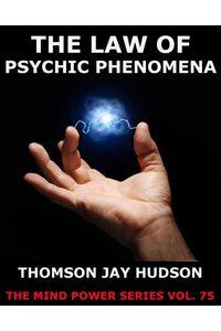 bw-the-law-of-psychic-phenomena-jazzybee-verlag-9783849623333