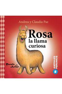 lib-animales-peruanos-8-rosa-la-llama-curiosa-grupo-planeta-9786124424144