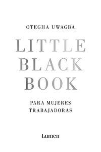 lib-little-black-book-para-mujeres-trabajadoras-penguin-random-house-9788426406385