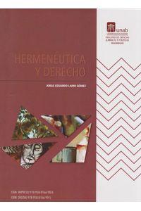 HERMENEUTICA-DERECHO-9789588166988-UNAB