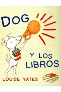 Dog-y-los-libros