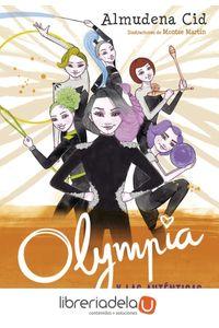 ag-olympia-y-las-guardianas-de-la-ritmica-3-olympia-y-las-autenticas-deportistas-alfaguara-9788420486352