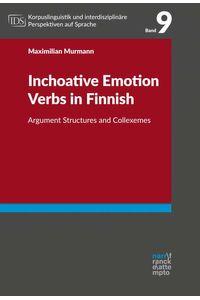bw-inchoative-emotion-verbs-in-finnish-narr-francke-attempto-verlag-9783823392996