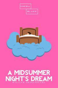 bw-a-midsummer-nights-dream-the-pink-classics-sheba-blake-publishing-9783962552251