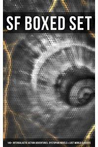 bw-sf-boxed-set-140-intergalactic-action-adventures-dystopian-novels-amp-lost-world-classics-musaicum-books-9788027248162