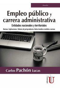 bw-empleo-puacuteblico-y-carrera-administrativa-ediciones-de-la-u-9789587628753
