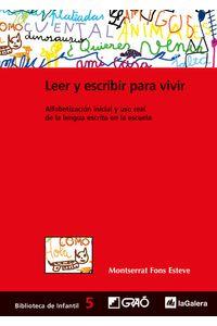 bm-leer-y-escribir-para-vivir-editorial-grao-9788478273362