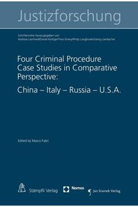 bw-four-criminal-procedure-case-studies-in-comparative-perspective-china-italy-russia-usa-stmpfli-verlag-9783727259449