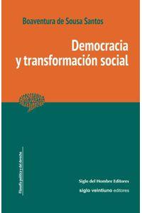 bw-democracia-y-transformacioacuten-social-siglo-del-hombre-editores-9789586654357
