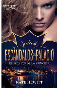 bw-el-secreto-de-la-princesa-harlequin-una-divisin-de-harpercollins-ibrica-sa-9788468730561