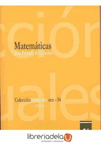ag-matematicas-para-primero-de-ciencias-universidad-de-extremadura-servicio-de-publicaciones-9788477238096