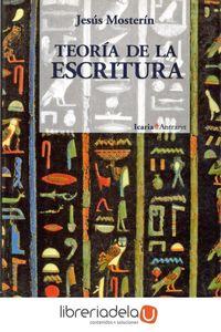 ag-teoria-de-la-escritura-icaria-editorial-9788474261998