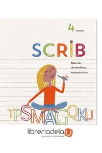 ag-cuaderno-saber-escribir-4-educacion-primaria-santillana-educacion-sl-9788468028057