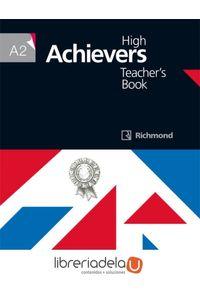 ag-high-achievers-a2-teachers-book-richmond-9788466823203