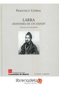 ag-larra-anatomia-de-un-dandy-visor-libros-sl-9788475228037