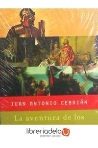 ag-la-aventura-de-los-romanos-en-hispania-godos-y-conquistadores-la-esfera-de-los-libros-sl-9788497345774