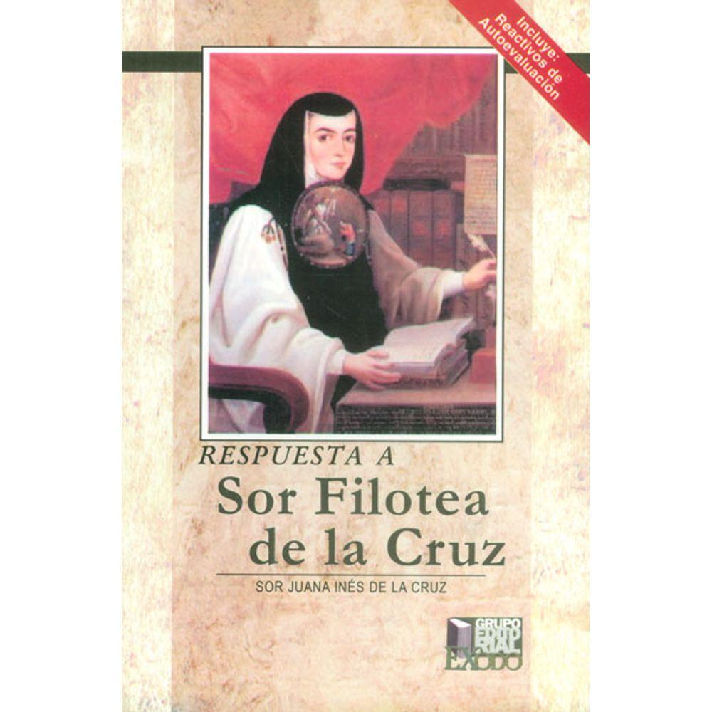 Carta A Sor Filotea De La Cruz Pdf