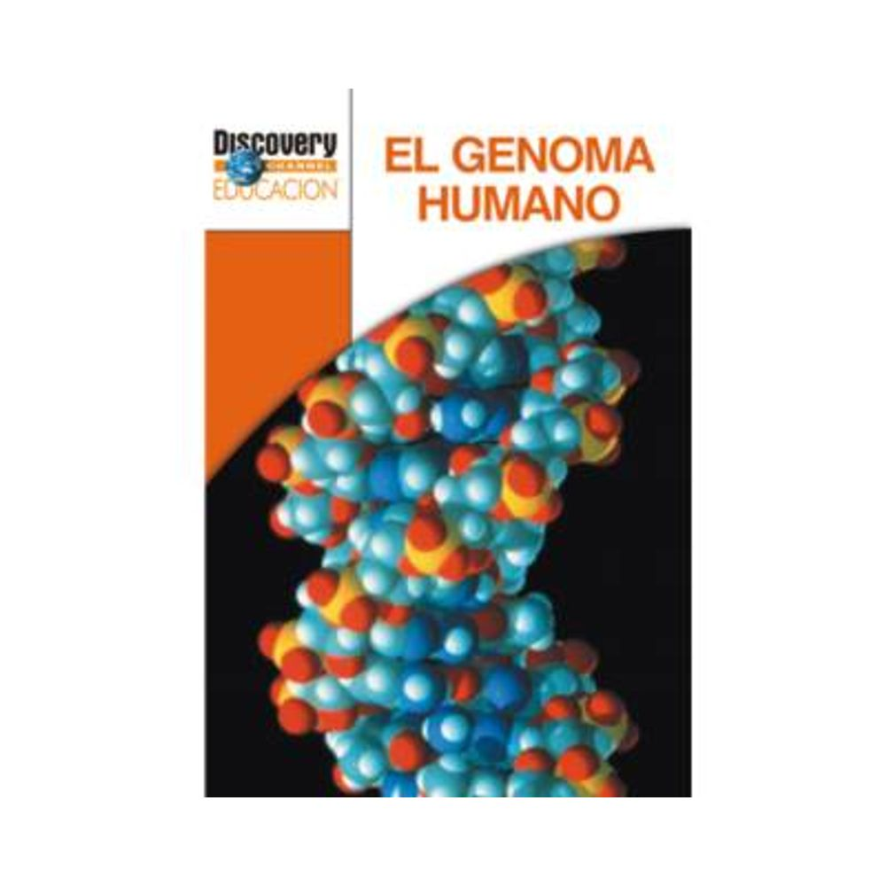 Resultado de imagen para El genoma humano discovery