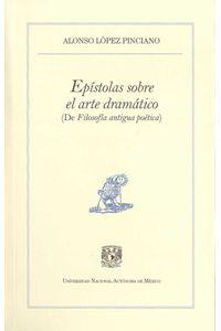 bw-epiacutestolas-sobre-el-arte-dramaacutetico-unam-direccin-general-de-publicaciones-y-fomento-editorial-9786070238482