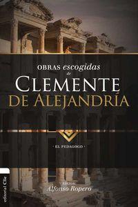 bw-obras-escogidas-de-clemente-de-alejandriacutea-editorial-clie-9788416845088