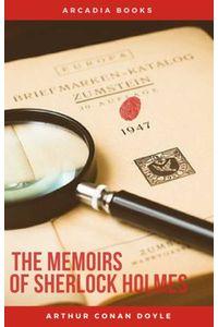 bw-arthur-conan-doyle-the-memoirs-of-sherlock-holmes-the-sherlock-holmes-novels-and-stories-4-cded-9782377931811