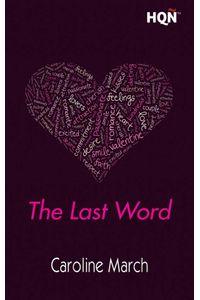 bw-the-last-word-harlequin-una-divisin-de-harpercollins-ibrica-sa-9788468772400