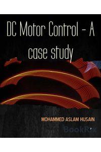 bw-dc-motor-control-a-case-study-bookrix-9783743885806