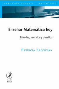 bw-ensentildear-matemaacutetica-hoy-libros-del-zorzal-9789875993280