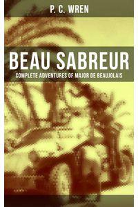 bw-beau-sabreur-complete-adventures-of-major-de-beaujolais-musaicum-books-9788075830432