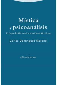 bw-miacutestica-y-psicoanaacutelisis-trotta-9788498799644