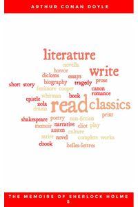 bw-the-memoirs-of-sherlock-holmes-ab-books-9782291001140