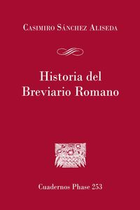 bw-historia-del-breviario-romano-centre-de-pastoral-liturgica-9788491653240
