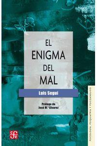 bw-el-enigma-del-mal-fondo-de-cultura-econmica-9786071651181